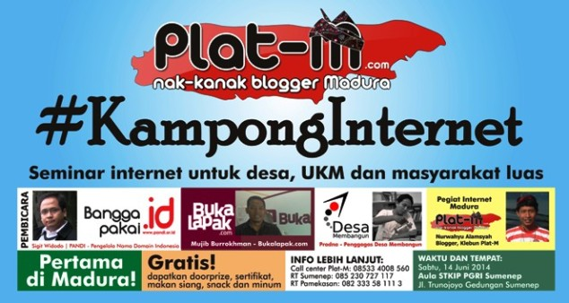 #KampongInternet