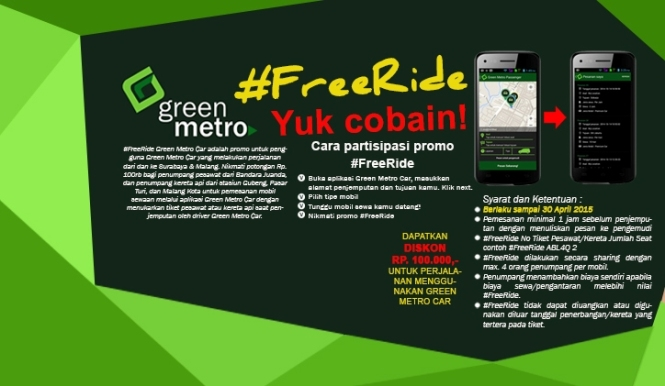 free ride and city tour