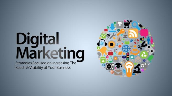 Ilustrasi: Digital Marketing | Sumber: techgrowsoft.com